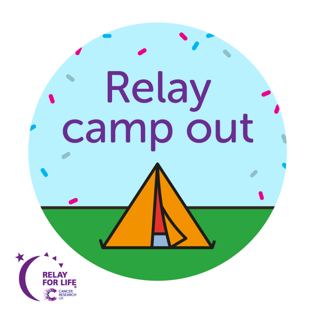 Relay Camp Out