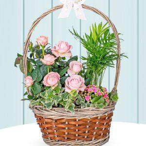 Mum's Garden Basket